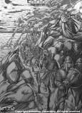 Yakane leder reträtten från Arbine - ljussatt