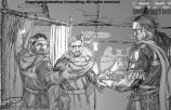 Mondenaga de Quiroga i Yakanes tält, m Jack