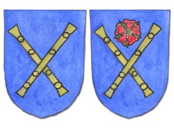 Casa de Mazatti & Renata de Mazatti vapensköld coat of arms
