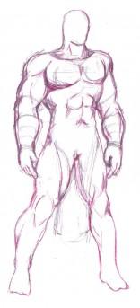 Yakane kroppstudie från 90-talet