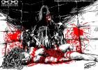 Styckmord Parricida färglagd & modifierad