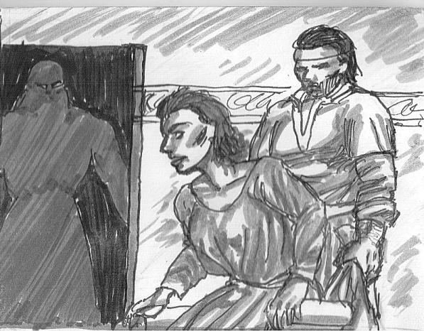 Yakane, Corinna & Jack klippning