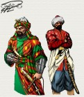 Amirer eller officerare i Mamlucksultanatet (1250-1517)