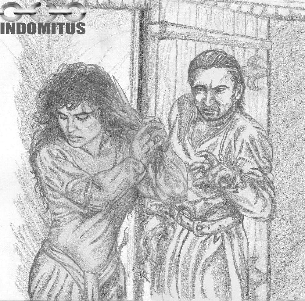 Corinna, den Sköna Krigaren del 2 - Ett ansiktes tjusning och vedermödor (2/6)