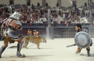 Gladiator - Maximus vs Tigris of Gaul