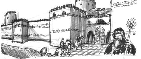Den Gyllene Porten Koncept