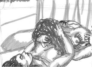 Yak & Zoe i Sänghalmen 2