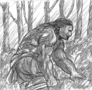 Yakane på jakt i Landet Bortom
