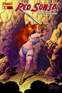 red sonja_03 by John Romita