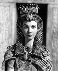 Caesar & Cleopatra Vivien Leigh by Septimiu