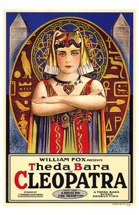 Tankar om Kleopatra, skönhet, kvinnor och