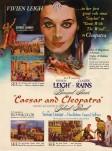 Caesar and Cleopatra poster 1