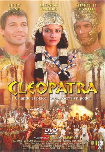Moderna bilder av Kleopatra - Nya Varianter i en medial korsbefruktning (del 3) (6/6)