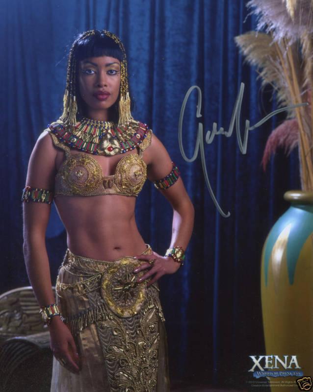 Moderna bilder av Kleopatra - Nya Varianter i en medial korsbefruktning (del 3) (4/6)