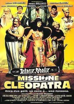 Monica Bellucci asterix-&-obelix_-mission-cleopatra-ital poster