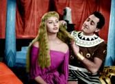 Sophia Loren colored by Hippo Due notti con Cleopatra 0000 sophia 07