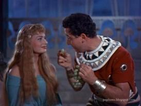 Sophia Loren Due notti con Cleopatra 1953 14