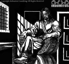 En introvert hjälte för min berättelse - Yakane reflekterar i sin kammares mörker i Aracanea
