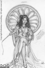 Corinna som sultanens främsta konkubin