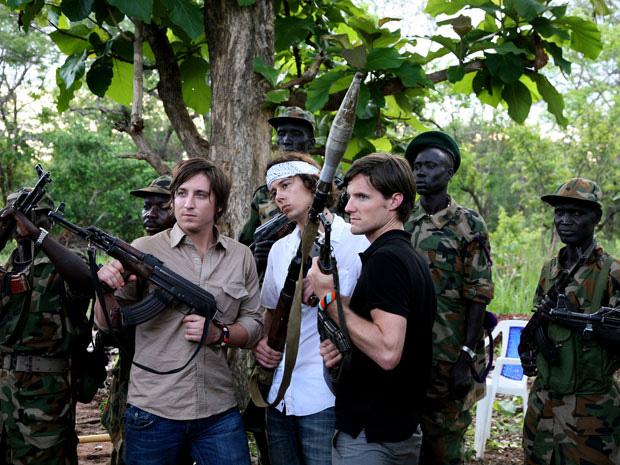 KONY 2012 - Barnsoldater, krigsherrar och en Internetkampanjs fallgropar (4/6)