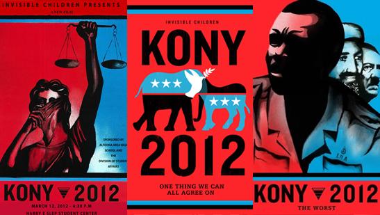 KONY 2012 - Barnsoldater, krigsherrar och en Internetkampanjs fallgropar (2/6)