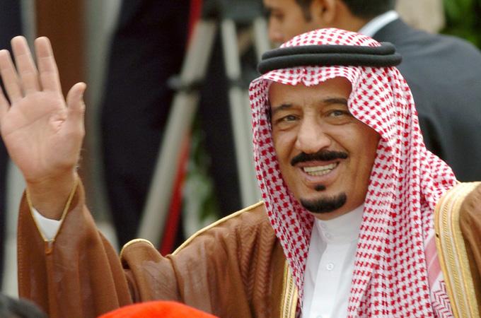 Locket pa om saudiska vapenfabriken