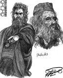 Phileotes, predikande munk i Aracanea