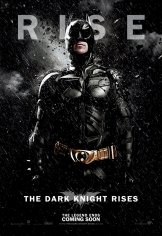 The Dark Knight RIses Batman Poster