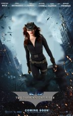 The Dark Knight Rises The Dark Knight Rises Catwoman poster