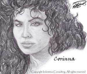 Corinna - En Allvarsam Skönhet