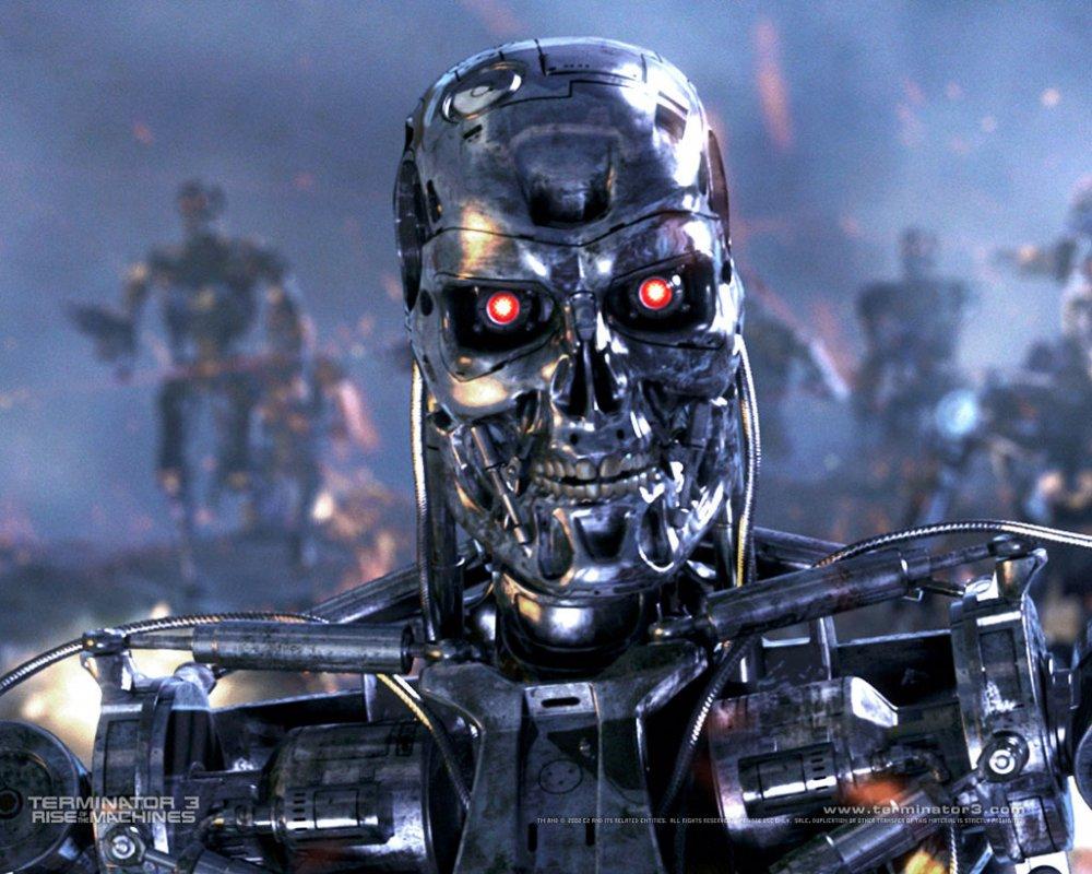 Robotvodka - funderingar kring en smaklös (?) kampanj och robotar som symboler. (5/6)
