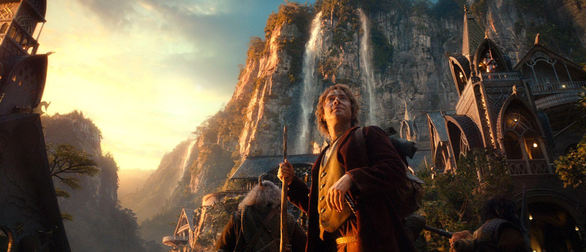 bilbo the hobbit rivendell_1