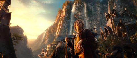 bilbo the hobbit rivendell_1