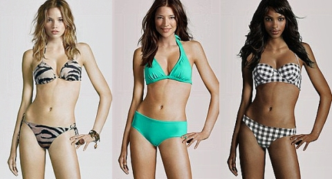 H&M body cloning web ad