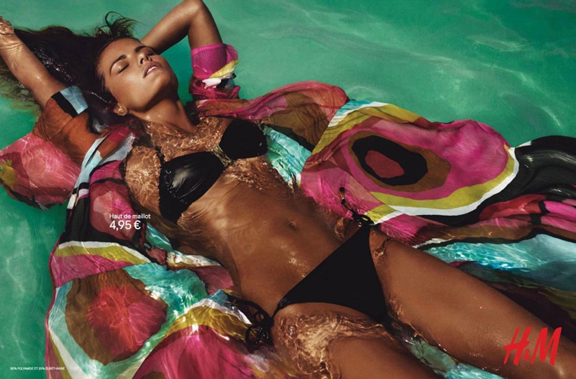 Isabeli Fontana H&M 01