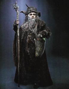 Radagast the Hobbit