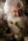 The Hobbit dwarfes poster-balin