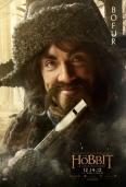 The Hobbit dwarfes poster-bofur