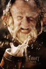 The Hobbit dwarfes poster-dori