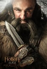 The Hobbit dwarfes poster-dwalin