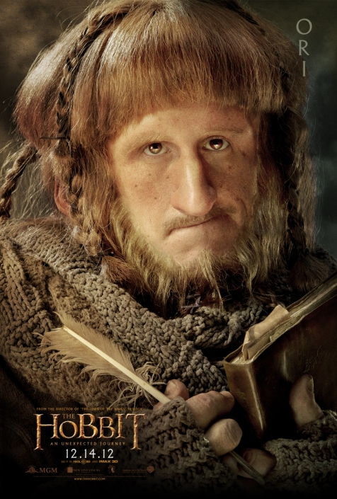 The Hobbit dwarfes poster-ori
