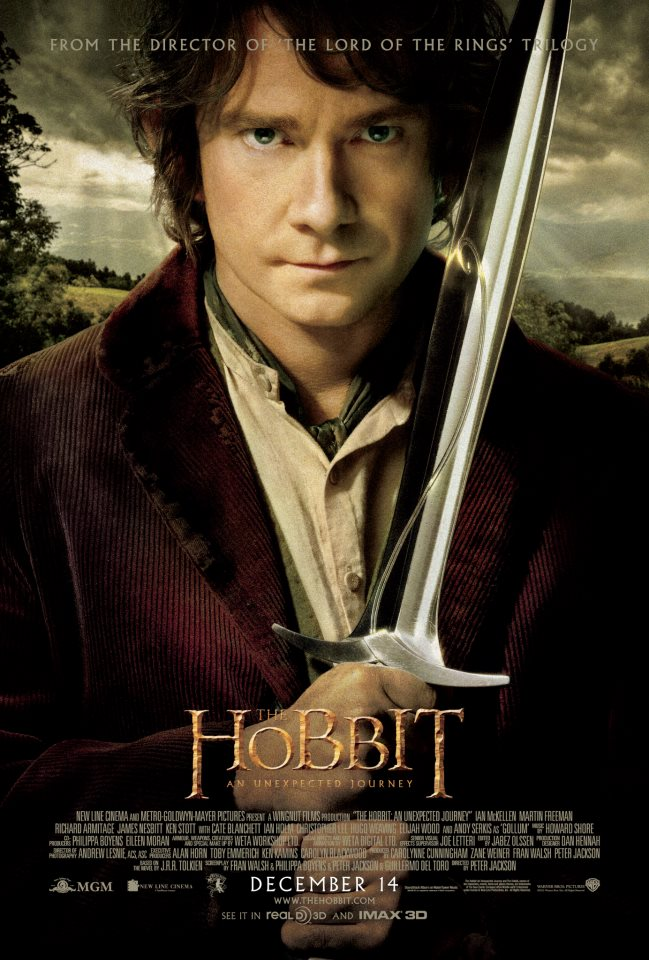 The Hobbit teaser posters 03