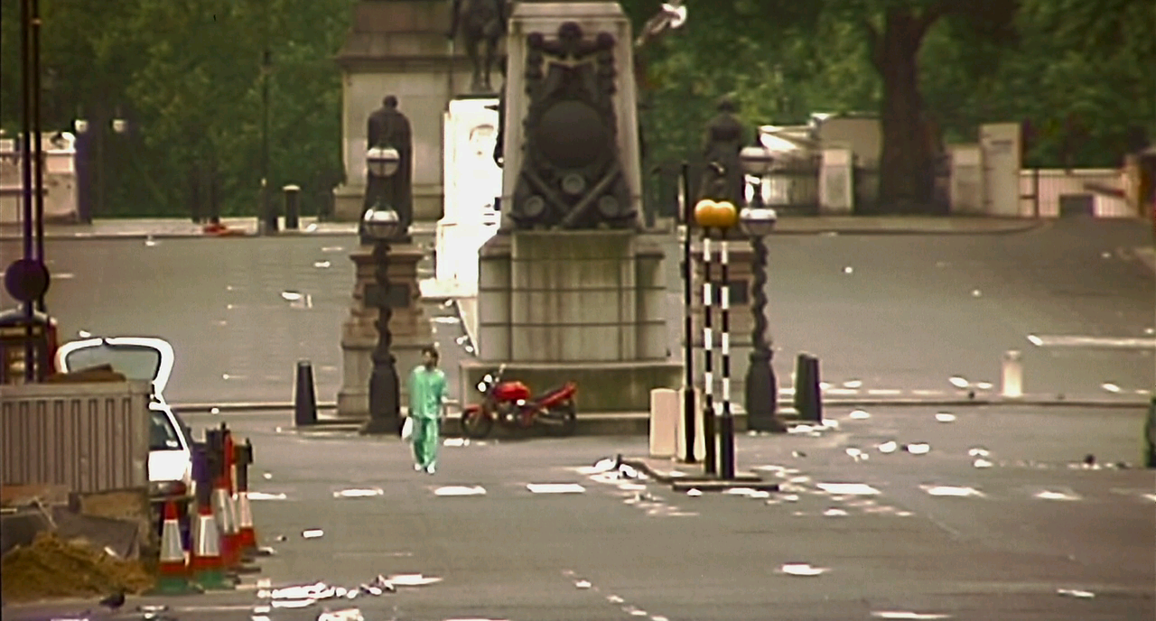 28 days later desolate London 1