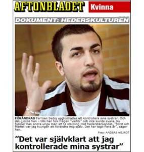 Aftonbladet hederskulturen