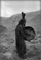 Böge mongol shaman