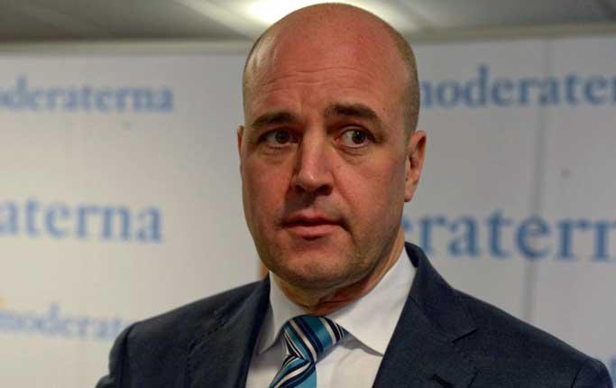 fredrik reinfeldt statsminister