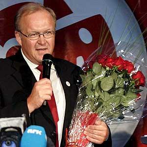 Göran Persson förlustnatten 2006
