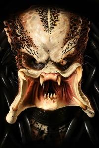 predator head jaws
