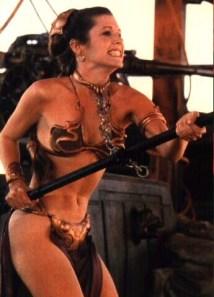 princess-leia-star wars bikini