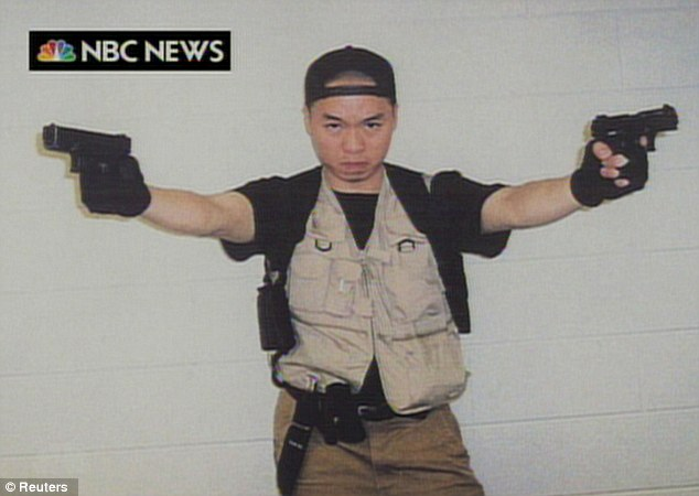 Virginia Tech school shooting Cho Seung-Hui